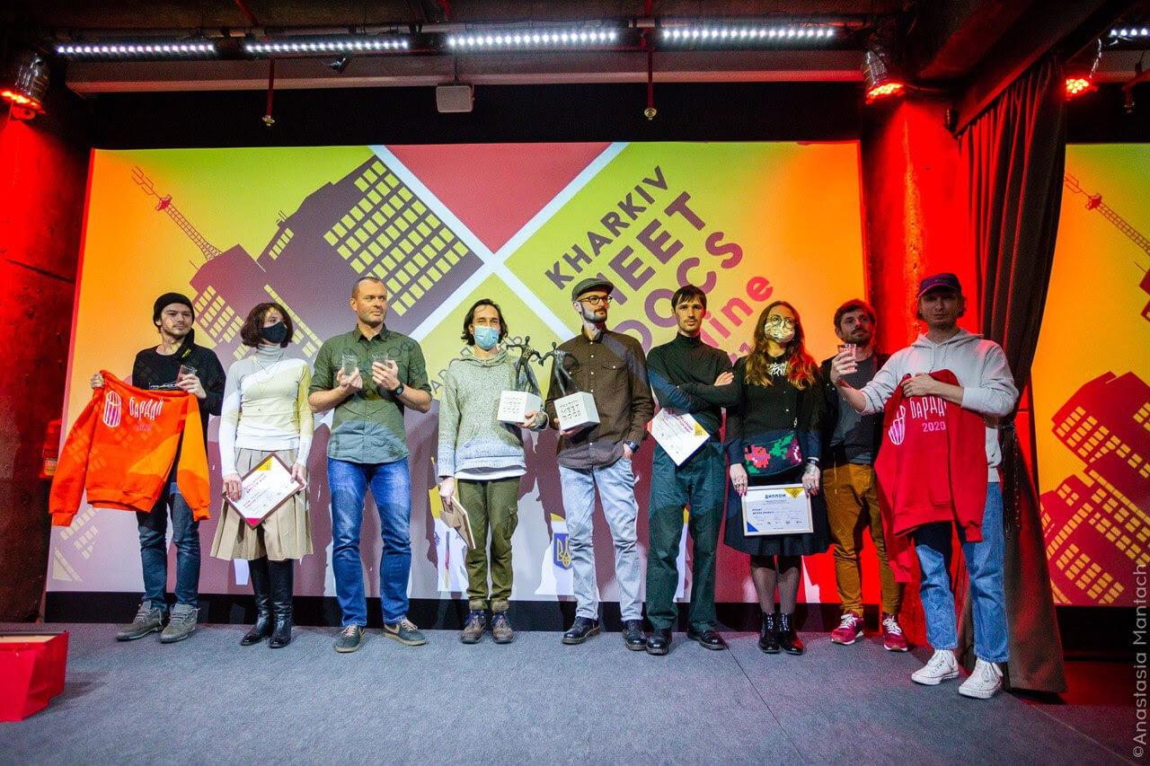 Переможці IV Кінофестиваль незалежного українського короткометражного кіно «Бардак»